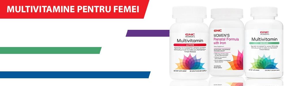 Multivitamine Pentru Femei