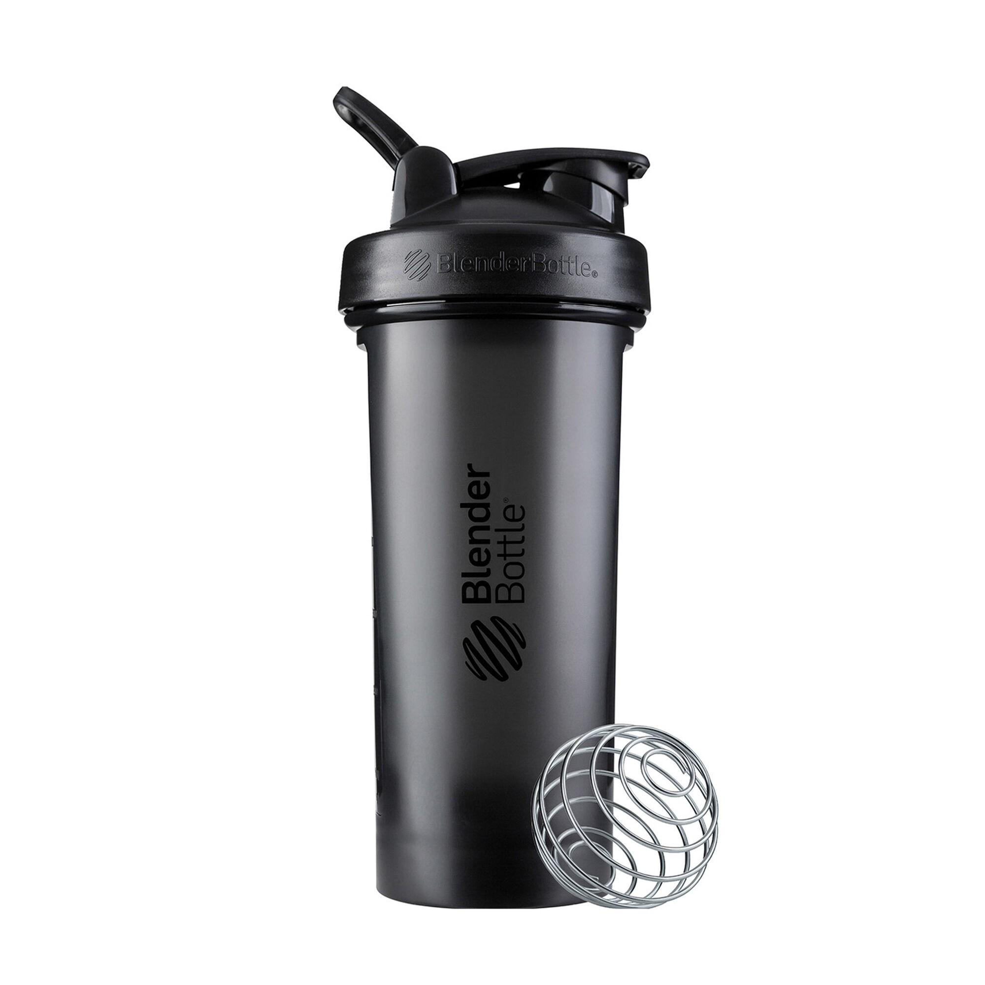 GNC Blender Bottle® Shaker Clasic™ Black, 800 ml