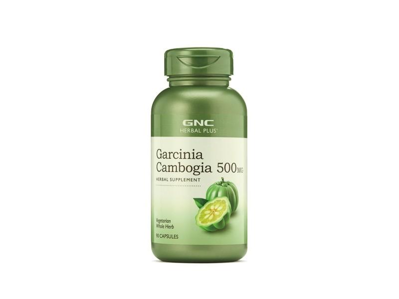GNC Herbal Plus® Garcinia Cambogia 500 mg, 90 cps