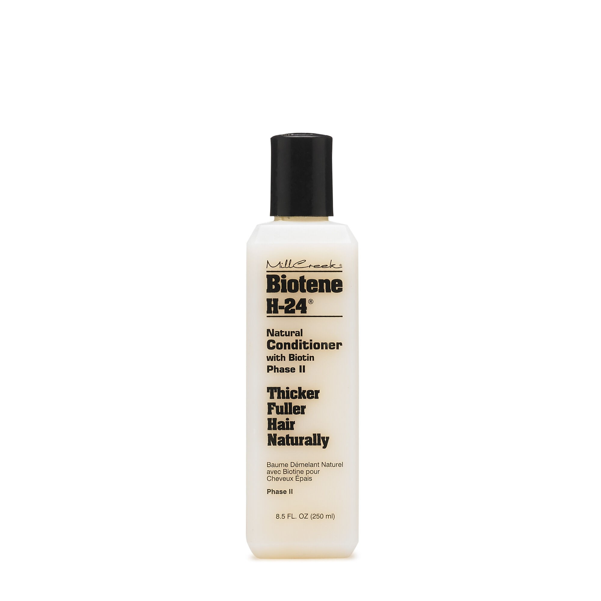Mill Creek® Botanicals Biotene H-24® Natural Conditioner with Biotin, Balsam cu Biotina, 250 ml