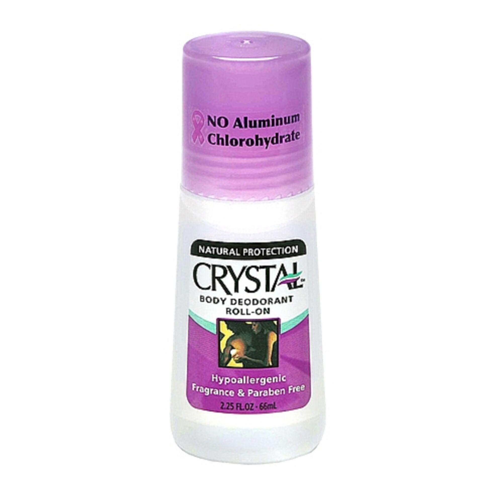 Crystal® Body Deodorant™ Roll-On, 66 ml