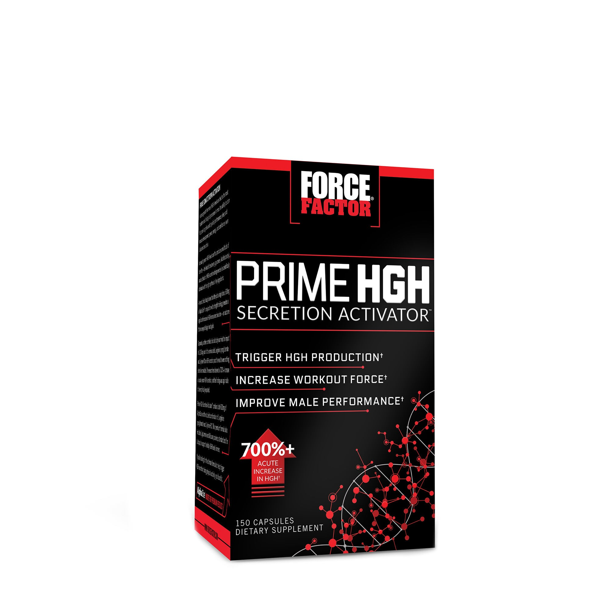 Force Factor® Prime HGH Secretion Activator™, 150 cps