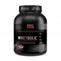 GNC AMP Wheybolic™, Proteina din Zer, cu Aroma de Capsuni si Frisca, 1305 g