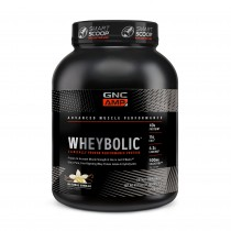 GNC AMP Wheybolic™, Proteina din Zer, cu Aroma Naturala de Vanilie, 1412.5 g