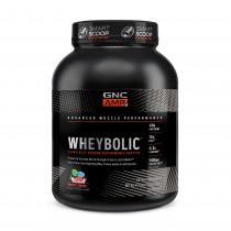 GNC AMP Wheybolic™ Proteina din Zer cu Aroma de Cereale cu Fructe, 1300 g