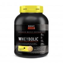 GNC AMP Wheybolic™ Proteina din Zer cu Aroma de Lamaie Girl Scouts, 1300 g