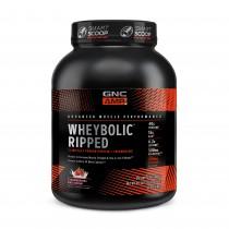GNC AMP Wheybolic™ Ripped, Proteina din Zer, cu Aroma de Capsuni, 1166 g