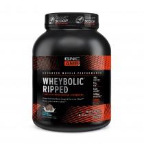 GNC AMP Wheybolic™ Ripped, Proteina din Zer, cu Aroma de Biscuiti cu Crema, 1155 g