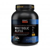 GNC AMP Wheybolic™ Alpha, Proteina din Zer, cu Aroma de Biscuiti cu Crema, 1293.6  g