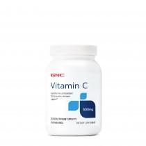 GNC Vitamina C 500, 250 tb