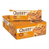 Quest® Protein Bar, Baton Proteic, cu Aroma de Vafe si Sirop de Artar, 60g