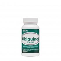 GNC Ubiquinol 200 mg, 30 cps