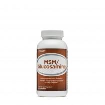 GNC MSM-Glucosamine, MSM si Glucozamina 500 mg, 90 cps