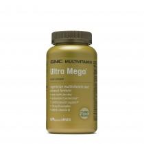 GNC Ultra Mega® Multivitamin, Complex de Multivitamine si Minerale, 180 tb