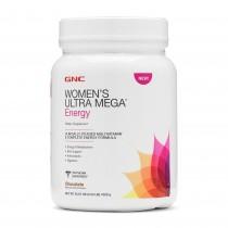 GNC Women's Ultra Mega® Energy, Cu Aroma Ciocolata, 1020 g