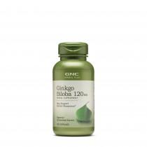 GNC Herbal Plus® Ginkgo Biloba 120 mg, 100 cps