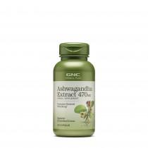 GNC Herbal Plus® Ashwagandha Extract 470 mg, 100 cps