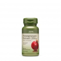 GNC Herbal Plus® Pomegranate 250 mg, Extract de Rodie, 50 cps