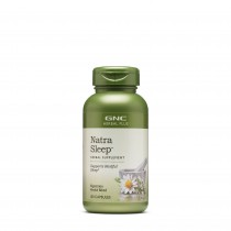 GNC Herbal Plus® Natra Sleep™, Formula Pentru Un Somn Odihnitor, 100 cps