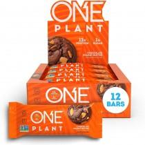 One® Plant Protein Bar, Baton Proteic Vegetal, cu Aroma de Ciocolata si Unt de Arahide, 45 g
