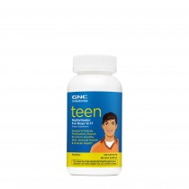 GNC Milestones® Teen Multivitamin For Boys 12-17, Multivitamine Pentru Baieti Adolescenti, 120 tb