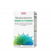 GNC Women's 50 Plus, Multivitamine si Minerale Pentru Femei, 120 Cps