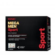 GNC Mega Men® Sport Vitapak® Program, Complex de Multivitamine Pentru Barbati Vitapak, 30 Pachetele