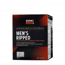 GNC AMP Men's Ripped Vitapak® Program, Complex de Multivitamine Pentru Barbati, 30 Pliculete