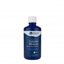 Trace® Minerals Colloidal Minerals, Minerale Coloidale, fara Aroma, 946 ml
