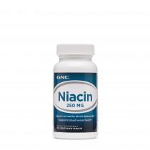 GNC Niacina 250 mg, 100 tb