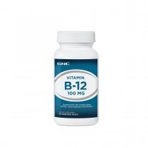 GNC Vitamina B-2 Riboflavina 100 mg, 100 Tablete Vegetale