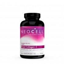 Neocell™ Super Collagen + C™ , Colagen  + Vitamina C, 250 tb