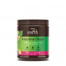 GNC Earth Genius™ Intestinal Detox, Detoxifiere Intestinala, cu Aroma de Limonada cu Zmeura, 205.8 g