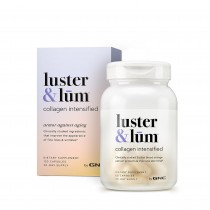 GNC luster & lum® Collagen Intensified, Colagen, 120 cps