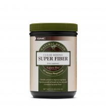 GNC Natural Brand™ Clear Mixing Super Fiber, Mix de Fibre Solubile, 225g