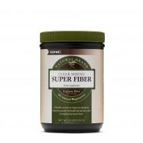 GNC Natural Brand™ Clear Mixing Super Fiber, Mix de Fibre Solubile, 225g