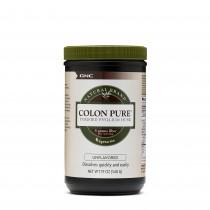 GNC Natural Brand™ Colon Pure™ Unflavored, Fibre de Psyllium, Fara aroma, 540 g