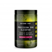Beyond Raw® Precision EAA Elevated, Aminoacizi cu Aroma de Ceai de Zmeura, 413.52 g
