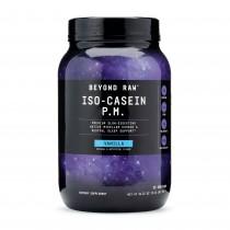Beyond Raw® ISO-Casein P.M., Iso-Cazeina, cu Aroma de Vanilie, 970 g
