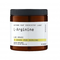 Beyond Raw® Chemistry Labs™ L-Arginine, L-Arginina, 125.4 g