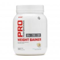 GNC Pro Performance® Weight Gainer, Formula Proteica Pentru Crestere In Greutate, cu Aroma de Vanilie, 1134 g