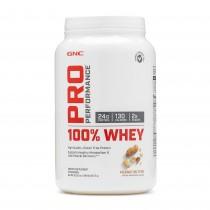 GNC Pro Performance® 100% Proteina din Zer cu Aroma de Unt de Arahide, 857.5 g
