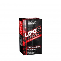 Nutrex® Research LIPO6 Black - Ultra Concentrate, Suport pentru Scaderea in Greutate, 60 cps