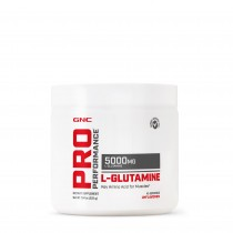 GNC Pro Performance® L-Glutamine 5000 mg, L-Glutamina, 225 g