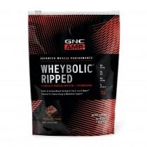 GNC AMP Wheybolic™ Ripped, Proteina din Zer, cu Aroma de Ciocolata, 607.5 g