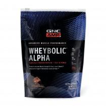 GNC AMP Wheybolic™ Alpha, Proteina din Zer, cu Aroma de Ciocolata, 616.5 g