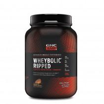 GNC AMP Wheybolic™ Ripped, Proteina din Zer, cu Aroma de Ciocolata si Unt de Arahide, 1507 g