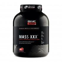 GNC AMP Mass XXX™,  Proteina din zer, cu Aroma de Capsuni, 2812.27 g
