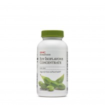 GNC SuperFoods Soy Isoflavone Concentrate, Izoflavone din Soia, 90 cps