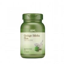 GNC Herbal Plus® Ginkgo Biloba Plus, 120 tb